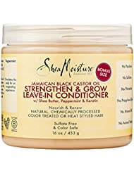 Shea Moisture Jamaican Black Castor Oil Strengthen Grow & Restore Leave-In Conditioner 453g