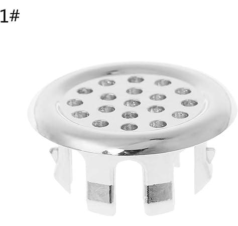 fivekim Anneau de trop-Plein pour lavabo jackyee 2 Anneau de trop-Plein pour /évier de lavabo de Salle de Bain