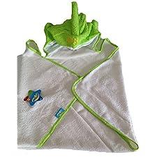Bademantel Baby Dreieck Teletubbies Dipsy teletubis grün versandkostenfrei
