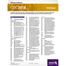 CPT 2018 Express Reference Card: OMS/Dental