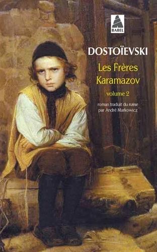 Les Frres Karamazov : Tome 2