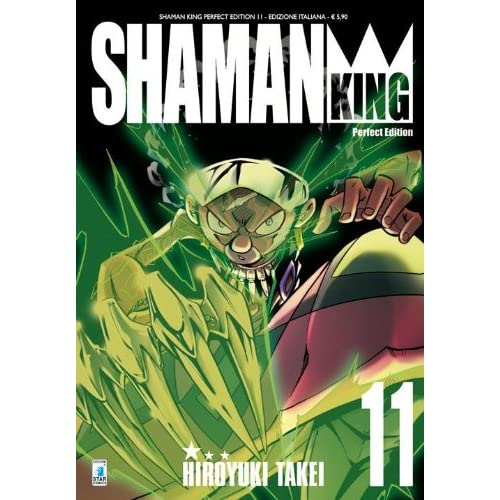 Shaman King. Perfect Edition: 11
