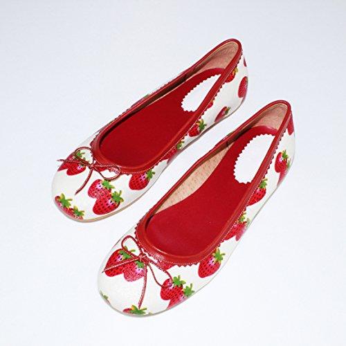 Schöne Leder - Schuhe