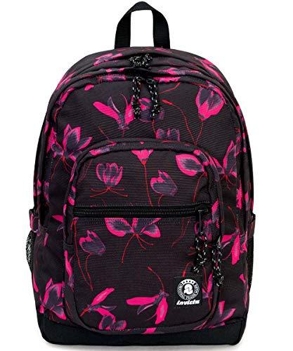 2dcb991093 ZAINO INVICTA - JELEK - Darker Flowers - tasca porta pc padded - 38 LT -