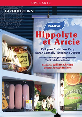 Bild von Rameau: Hippolyte et Aricie (Glyndebourne, 2013) [DVD]