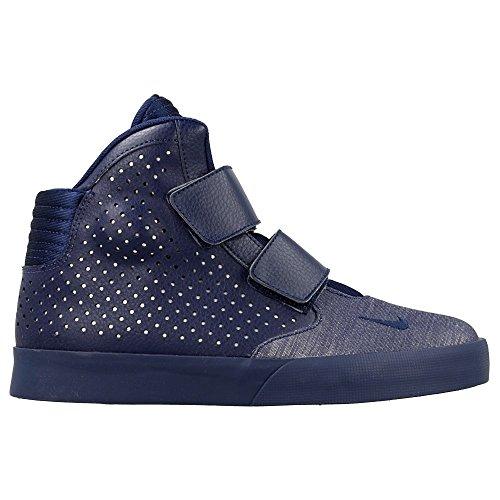 Nike Herren Flystepper 2K3 Basketballschuhe, Bunt marineblau mitternacht marineblau mitternacht 444