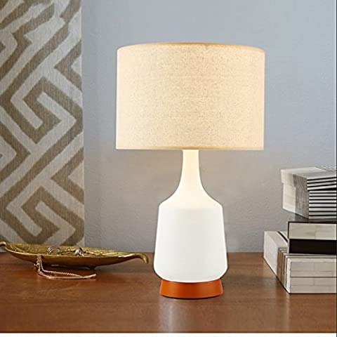 Yu-k resin cloth lamps 52*30CM, + white linen hood button