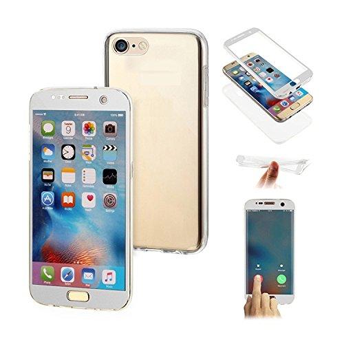 Coque iPhone 6S Plus,Etui iPhone 6S Plus,Housse iPhone 6S Plus Transparent Coque,MingKun Étui Transparent TPU Silicone Case Cover pour iPhone 6 Plus / iPhone 6S Plus 5.5 Pouces Écran Tactile et Tous l TPU Transparent-Aregnt