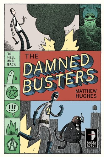 the-damned-busters-to-hell-and-back-book-1-english-edition