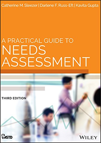 A Practical Guide to Needs Assessment (American Society for Training & Development)