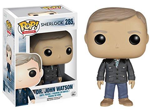 Funko Dr. John Watson (Sherlock 285) Funko Pop Sherlock