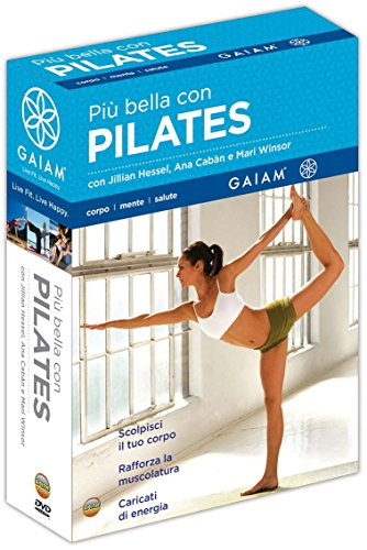 Piu' Bella Con Pilates (3 Dvd)