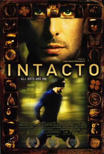 Intacto Plakat Movie Poster (11 x 17 Inches - 28cm x 44cm) (2004)