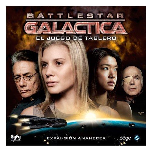 Battlestar Galactica - Expansión Amanecer