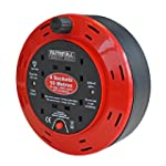 Faithfull - Cable Reel 10 metre, 10 A...
