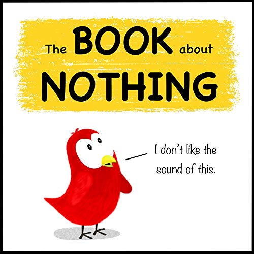 The Book about Nothing (Sammy Bird Series) (English Edition)