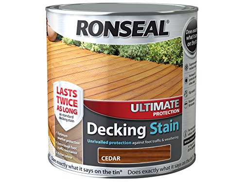 ronseal-udsce25l-25-litre-ultimate-protection-decking-stain-cedar