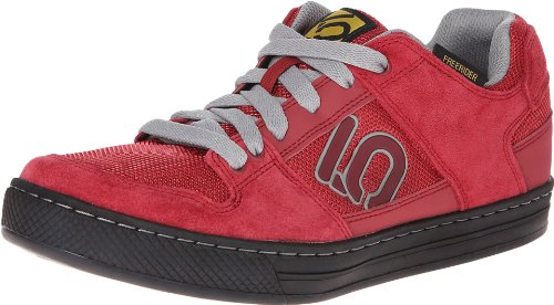 Chaussures vtt five ten freerider 2014 bleu Rouge
