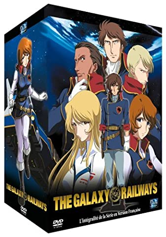 The Galaxy Railways - Galaxy Railways Intégral -