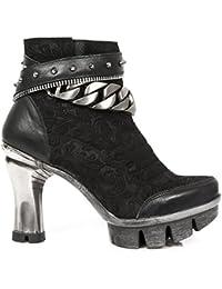 4dcbc3415435 Suchergebnis auf Amazon.de für: New Rock Schuhe: Schuhe & Handtaschen