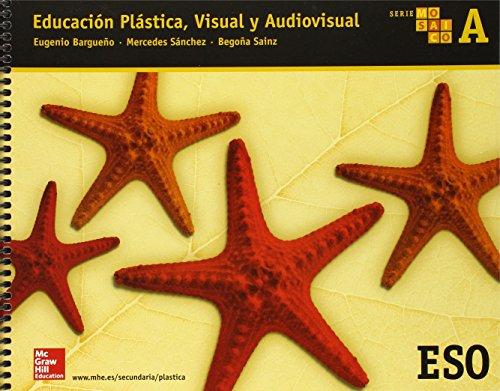Educación Plástica, Visual Y Audiovisual. Mosaico A - Edición 2015 - 9788448607791 por Eugenio Bargueño Gómez