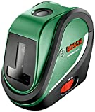 Best Green Lasers - Bosch 0603663800 UniversalLevel 2 Cross Line Laser, Green Review