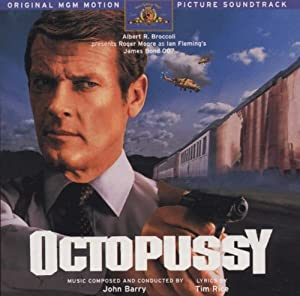 Octopussy Original Soundtrack Soundtrack by MGM Soundtracks