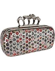"""SARAH KERN """"NYMPHALIS"""" Design Handtasche, mit synthetischen Steinen besetzt, GLAM Kollektion, SW00358"""
