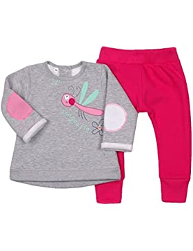 Be Mammy Mädchen Set T-Shirt und Hose Dragonfly 7106