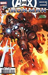 Iron Man, Tome 10 : Avengers vs x-men