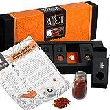 Gewürzset - Geschenkset - Das perfekte Geschenk für Geniesser - BBQ Geschenk - Kräuter - und Gewürzmischungen mit Rezepten zum Nachkochen (Barbecue)
