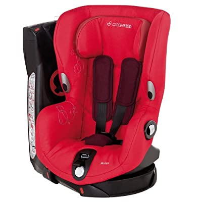 Maxi-Cosi Axiss Group 1 Car Seat (Intense Red)