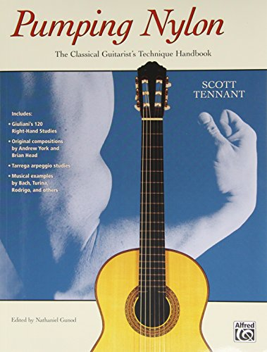 Pumping Nylon - the Classical Guitarist'S Technique Handbook (Book/DVD)