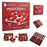 #9: Mayatra's 2 Players Pentago Mind Twisting Game For All Ages