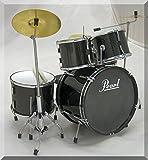 PEARL Miniatur Schlagzeug Set nur zur Dekoration