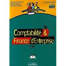 Comptabilité et Finance d'Entreprise Tle STG by Daniel Le Rouzic (2006-04-01)