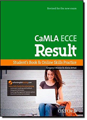 CaMLA ECCE Result Student's Book & Online Skills Practice Pack