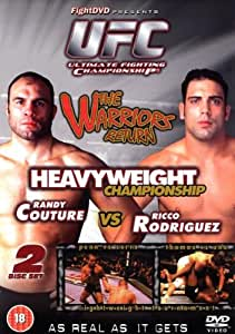 UFC Ultimate Fighting Championship 39 - The Warriors Return [2003] [DVD]