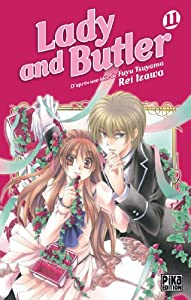 Lady and Butler Edition simple Tome 11