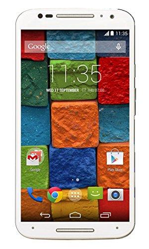 Motorola Moto X 2a Generazione Smartphone, Memoria 16 GB, 2 GB RAM, 4G/LTE, Wi-Fi, Bamboo [Italia]