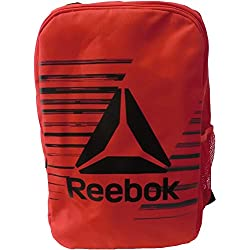 Reebok Kids Foundation Backpack Mochila, Unisex Niños, Rojo (Prired), Talla Única