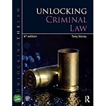 Unlocking Criminal Law (Unlocking the Law) (English Edition)
