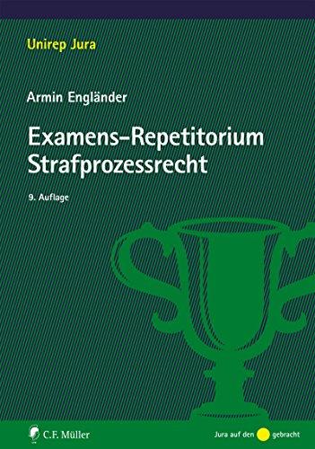 (Examens-Repetitorium Strafprozessrecht (Unirep Jura))
