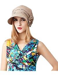 Viseras Sombrero de Sol Damas Chicas Verano Primavera