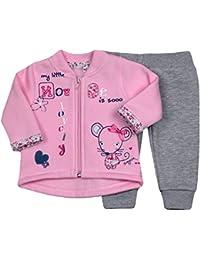 Be Mammy Conjunto Jersey y Pantalones Ropa Bebé Niña Mouse1 7306