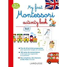 My first Montessori activity book