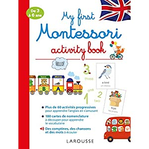 Telechargement My First Montessori Activity Book Annuaire