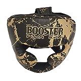 Booster Sparringkopfschutz Trainings Kopfschutz für Kinder - Marmor Gold