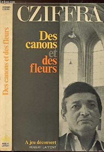 Des Canons et des fleurs (Á jeu découvert)