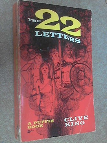 The twenty-two letters | TheBookSeekers